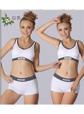White top and panty sport set S,M,L MH4102