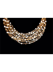 Vintage Gothic Collarbone Decoration Necklace MH9024