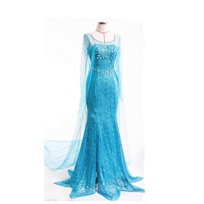 Платье Как У Эльзы Из Холодного Сердца Купить