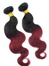 Brazilian Ombre Deep Wave Hair Extension M-7XL MH15037