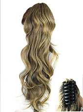 Long Weave Ponytail Hairstyle Wig MH15039