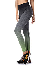Green Grey Breathable Yoga Sport Pants M, L MH13109