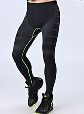 Black Fitness Breathable Men Sport Pants M-XL MH13125
