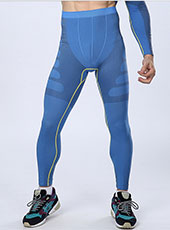 Blue Breathable Men Trainer Sport Pants M-XL MH13127