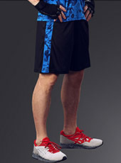 Blue Side Men Jogging Sport Shorts M-XL MH13134