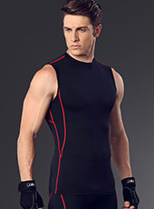 Red Edge Seamless Fitness Sport Vest M-XL MH4296
