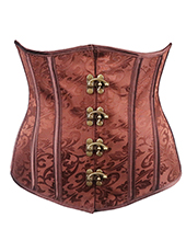 Sexy Leather Women Slimming Corset MH1471