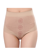 Nude Seamless Body Slimming Infrared Panty One Size MH1560