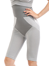 Breathable Seamless Shaper Infrared Pants One Size MH1563