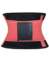 Pink Neoprene Slimming Waist Belt MH1661 S-2XL