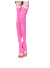 Pink High Press Slimming Sleeping Legs One Size MH1616