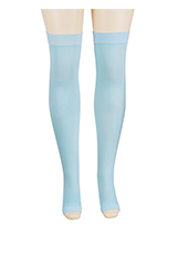 Blue High Press Slimming Sleeping Legs One Size MH1617