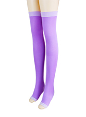Purple High Press Slimming Sleeping Legs One Size MH1619