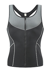 Men Neoprene Sauna Slimming Vest XS-3XL MH1702