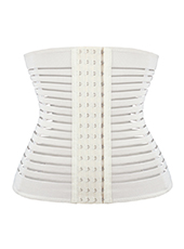 Nude Four Rows Waist Belt Trainer 3XS-3XL MH1700