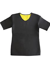 Short Sleeve Sweat Shaper Suana Neoprene Shirt S-3XL MH1730