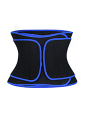 Blue Neoprene Sweat Belt S-XL MH1741