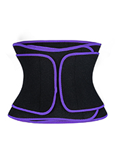 Purple Neoprene TrImmer Belt S-XL MH1742