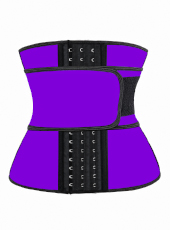 Latex Waist Trainer Belt And Hooks 3XS-6XL MH1759