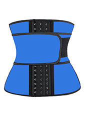 Blue Hooks Latex Waist Trainer 3XS-6XL MH1762