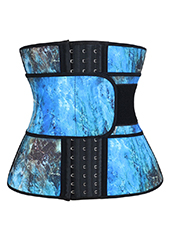 Hooks Marble Latex Belt Waist Trainer MH1770