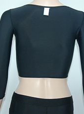Black Liposuction Medical Body Shaper XS-3XL MH1846