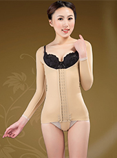 Liposuction slimming waist tight belly lift hips body suit MH1838