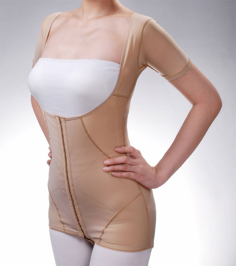 Liposuction arms thin thin breast thin waist and abdomen MH1840