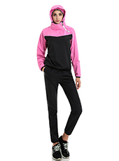 Sports Jogging Suit Fitness Sweat Suit M-4XL MH1800