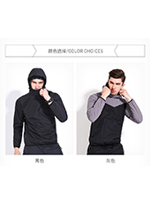 Sports Jogging Suit Long Sleeve Sports Suit MH1801
