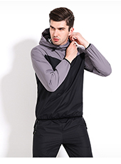 Men's Jogging Training Running Gym Fitness Hoodies Sweat Shirts