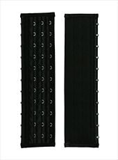 9Inches Black Color Extender Hooks MH1066H