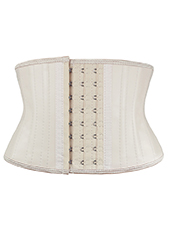 25 Steel Bone 7 inch Waist Trainer 3XS-6XL MH1943n