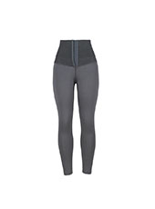 Gray Shaping Pants Upper Legging with Hook MH13350G