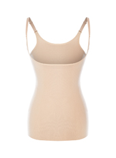Nude Adjustable Strap Tummy Vest MHW100030N