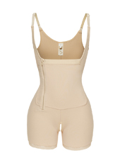 Nude Adjustable Strap Side Zipper Shaper MHW100032N