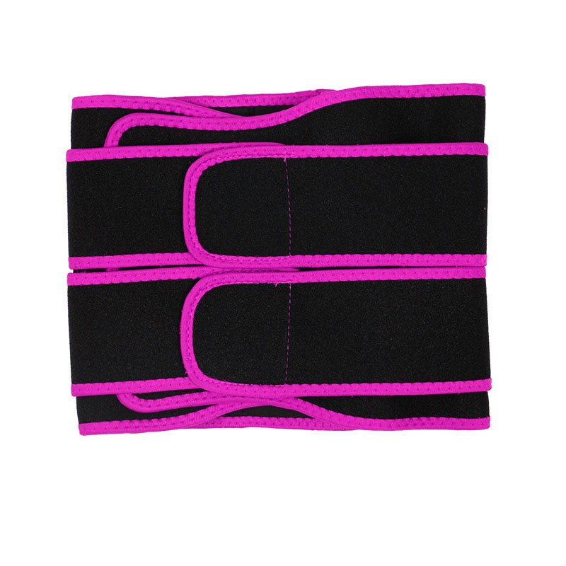 Pink Neoprene Double Belt MHW100127P